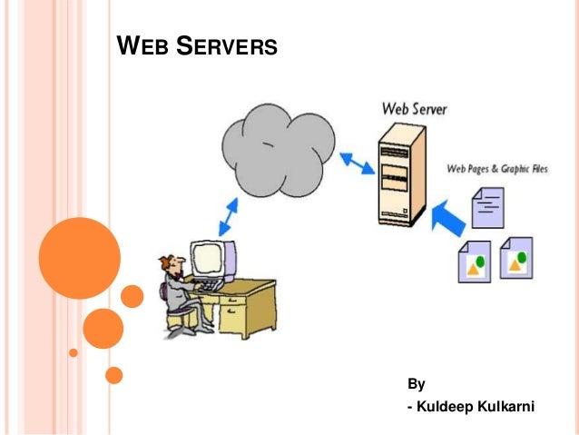 WEB SERVERS  By - Kuldeep Kulkarni