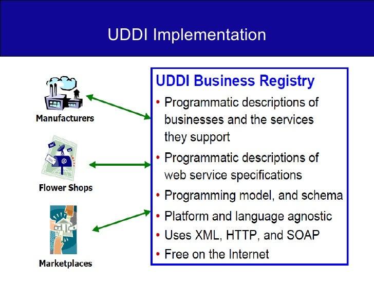 UDDI Implementation