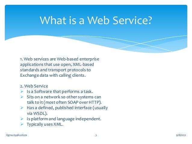 Web Services Testing Slide 3