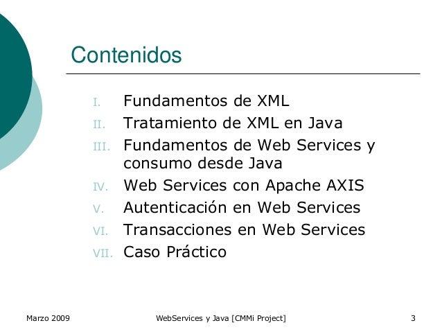 Web services y java Slide 3