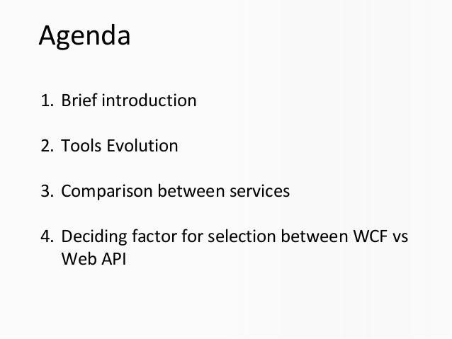 Web service vs wcf vs webapi amit gupta