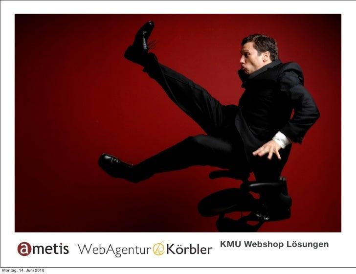 Webshop Lösungen