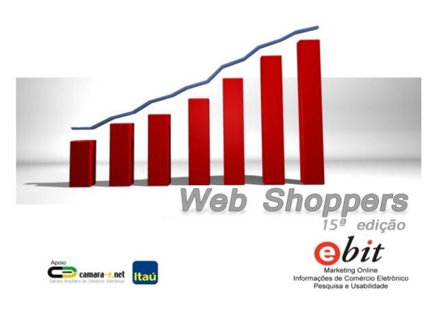 2 e-bit – todos os direitos reservados 2 e-bit – todos os direitos reservados Índice O que é Web Shoppers....................