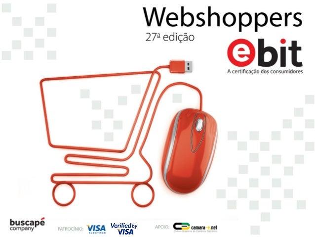 ÍndiceO que é o WebShoppers.................................................................................... 03A e-bit....