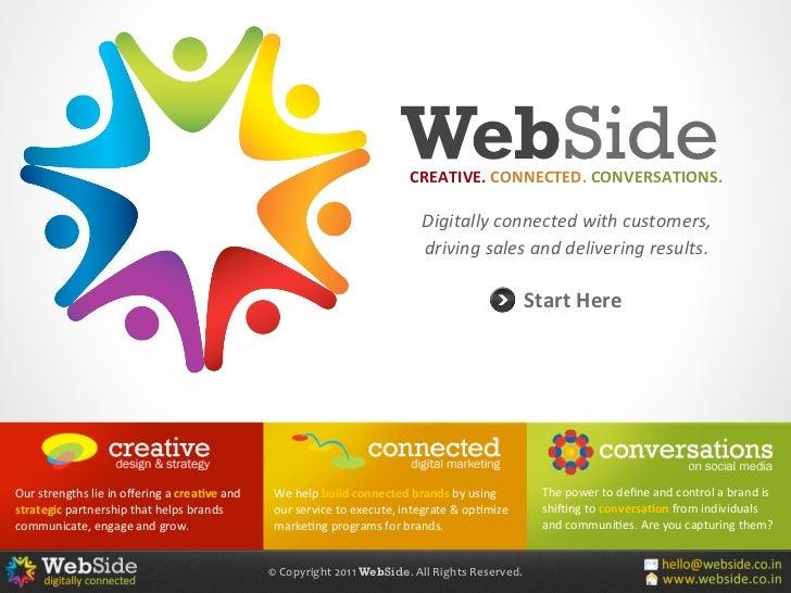 WebSide                                                                                                            CREATIV...