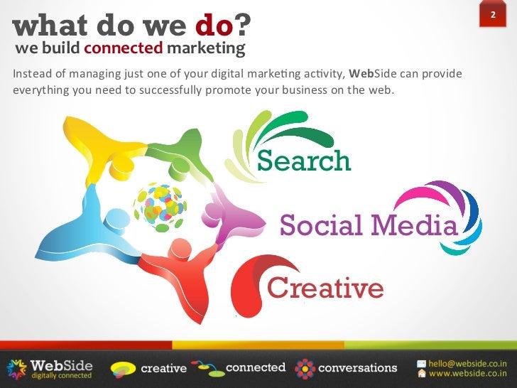 WebSide - eBrouchure & Presentation