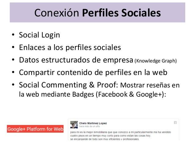 Etiquetado de datos • Los Datos estructurados ayudan a Google a entender el contenido del sitio, que se puede usar para mo...