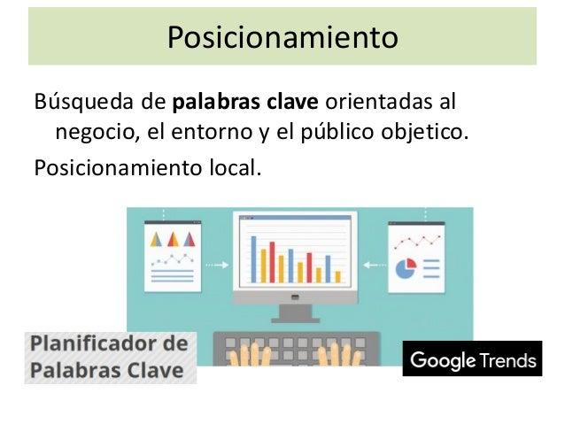 Análisis de resultados • Revisión de la evolución y tendencia de la web: – Tráfico – Posicionamiento – Optimización técnica