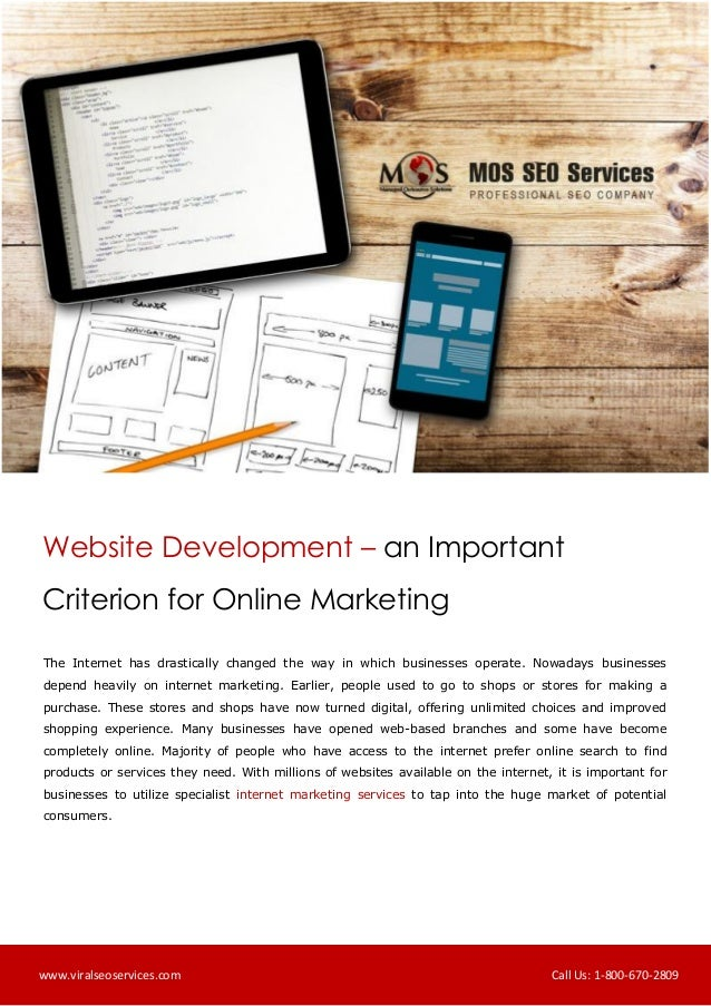 criterion marketing