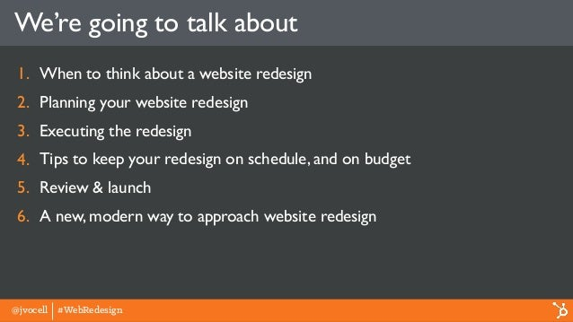 How To Redesign Your Website Slide 3