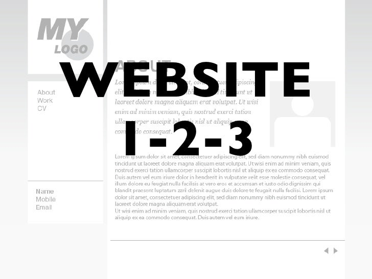 WEBSITE  1-2-3