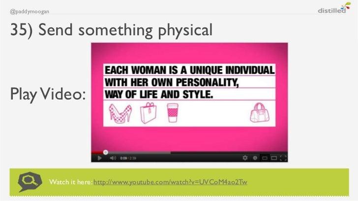 @paddymoogan35) Send something physicalPlay Video:           Watch it here: http://www.youtube.com/watch?v=UVCoM4ao2Tw