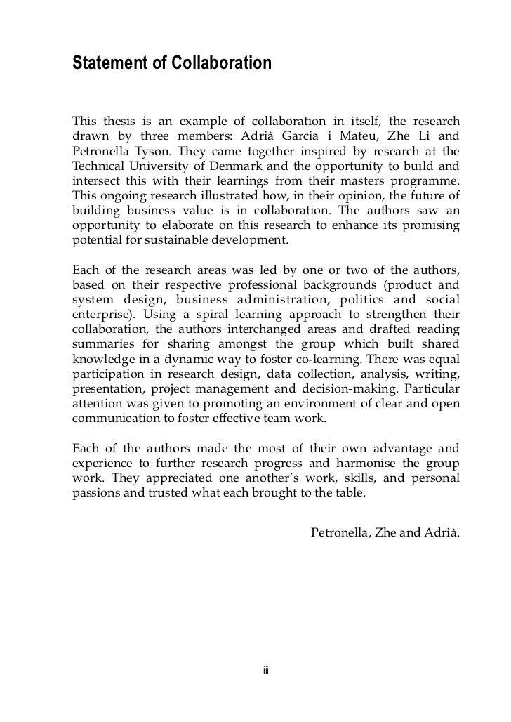 msls bth thesis View ana rodríguez vázquez's profile on linkedin,  thesis: social innovation  bth (sweden) art of hosting - bth.