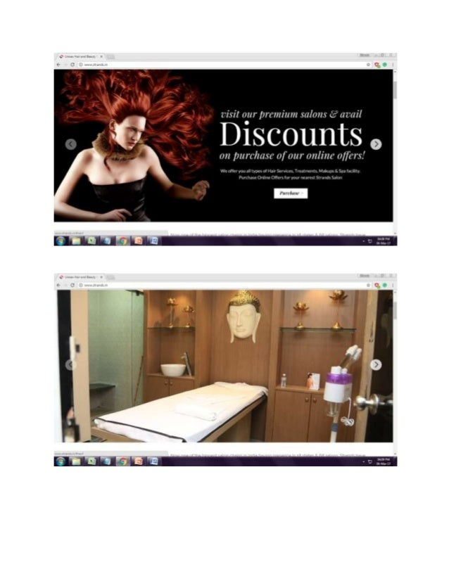 study on salon and spa Trend setters hair studio hair and beauty salon business plan executive summary trend setters is a full-service hair and beauty salon salon and day spa.