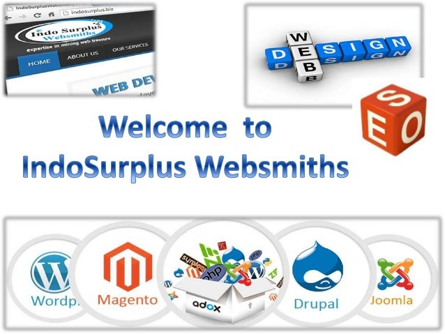 Since 1999, IndoSurplus Websmiths has been serving businesses and organizations globally with all kinds of web services. W...