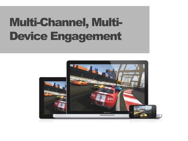 4545 Multi-Channel, Multi- Device Engagement