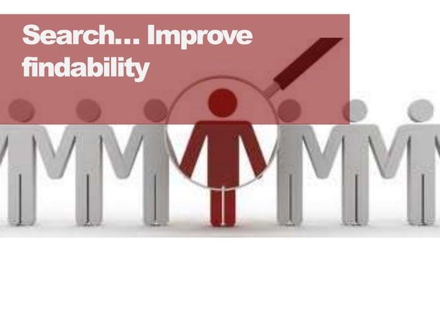 4949 Search… Improve findability