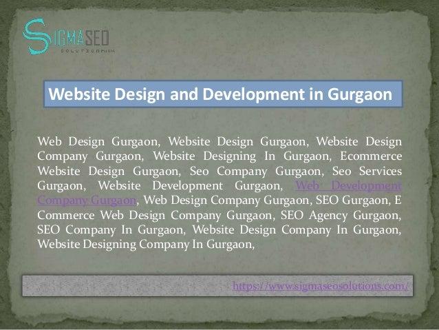 Web Design Gurgaon, Website Design Gurgaon, Website Design Company Gurgaon, Website Designing In Gurgaon, Ecommerce Websit...