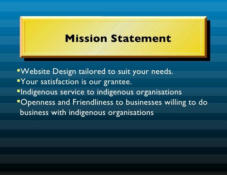 Website design business plan for Adobe mission statement