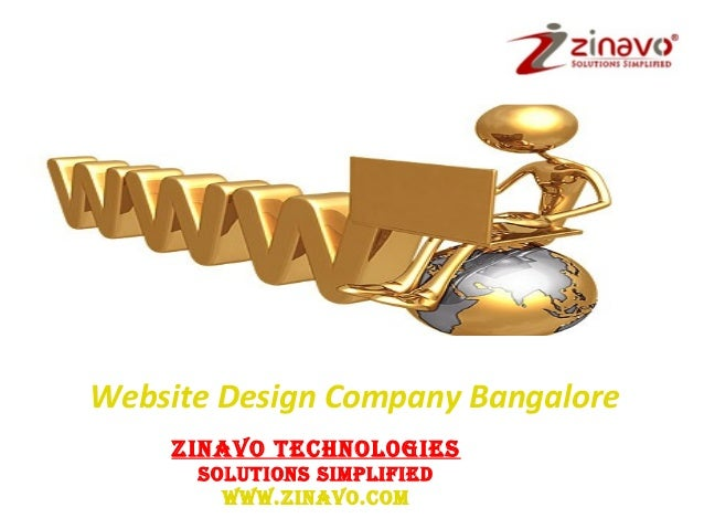 Website Design Company Bangalore ZINAVO TECHNOL0GIES SOLuTIONS SImpLIfIEd www.ZINAVO.COm
