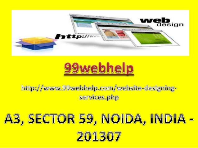 Website Designing Courses – Classes – Institute in Noida
