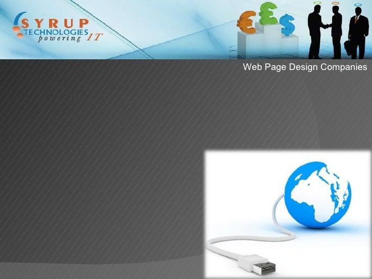 website design ppt website design powerpoint introduction to web de