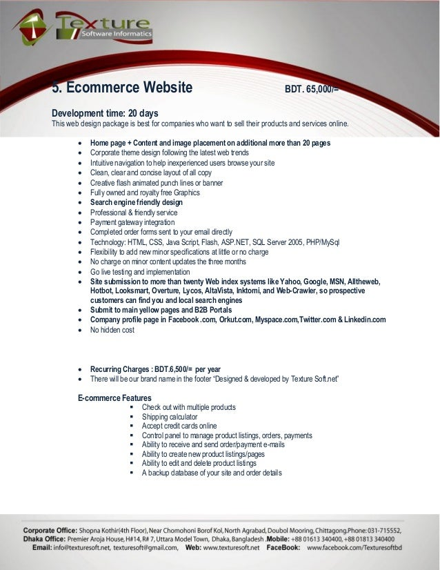 price quotation format doc