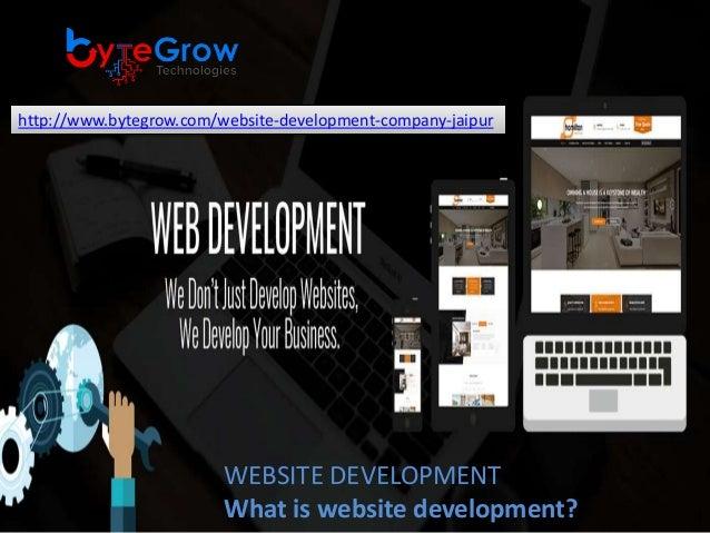 Best Website Development Company Jaipur - Bytegrow Technologies