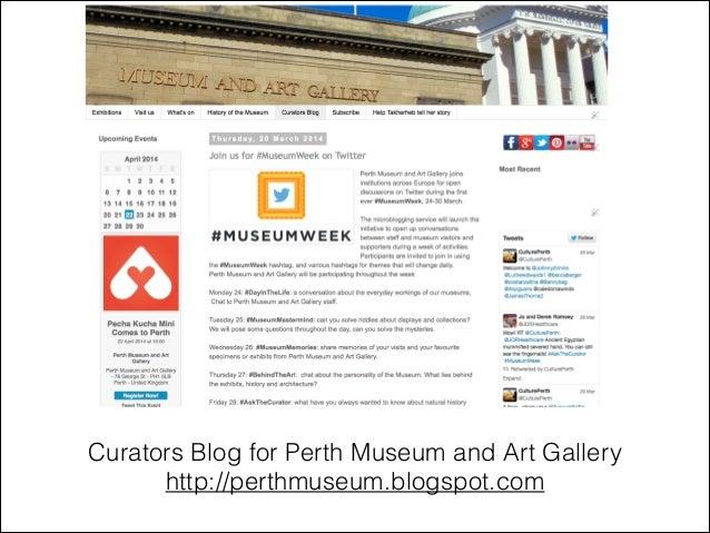 Curators Blog for Perth Museum and Art Gallery http://perthmuseum.blogspot.com