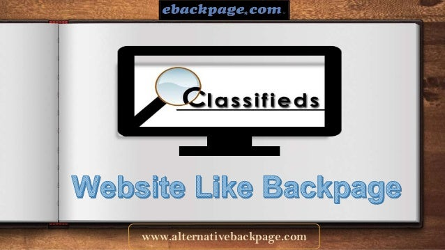 Free classified ad posting website like backpage