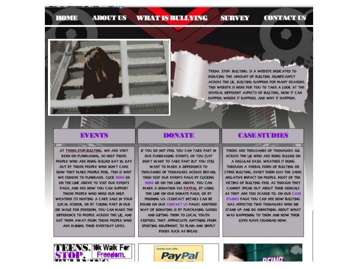 Website new shots
