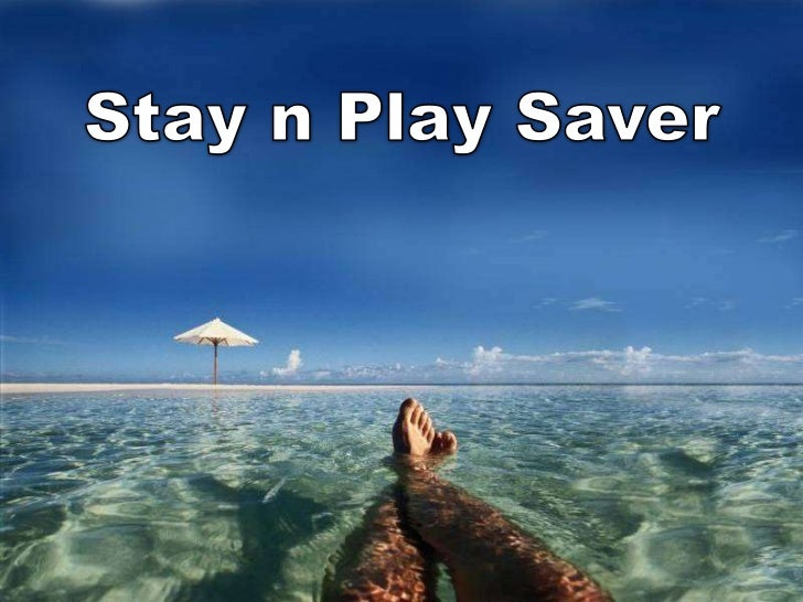 Stay n Play Saver<br />
