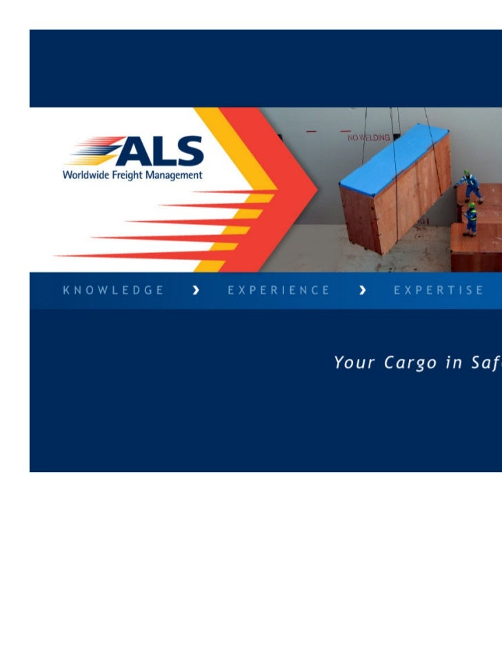 Introduction   Construction   Projects and   Renewable Energy   Worldwide Freight      Container        ALS         Summar...