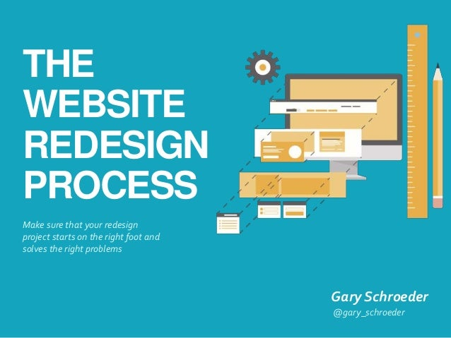 The Website Redesign Process