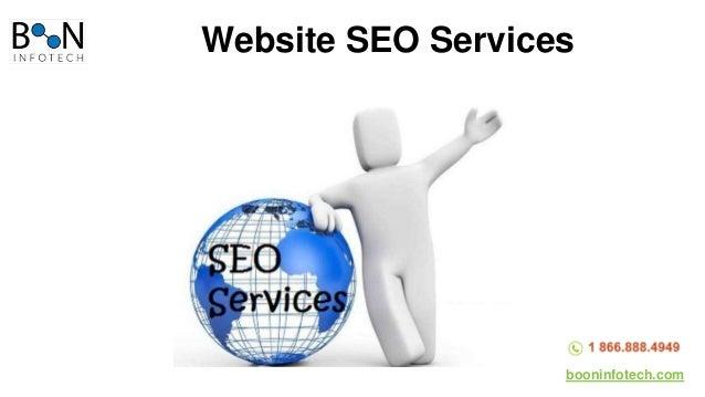 booninfotech.com Website SEO Services