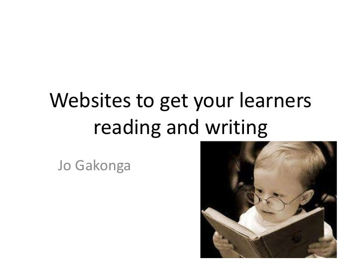 Reading and writing websites