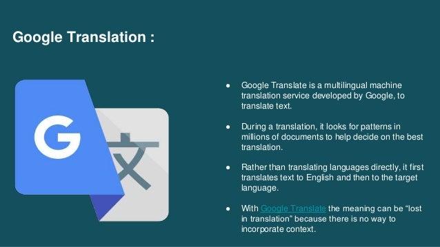 Types Of Website Translation