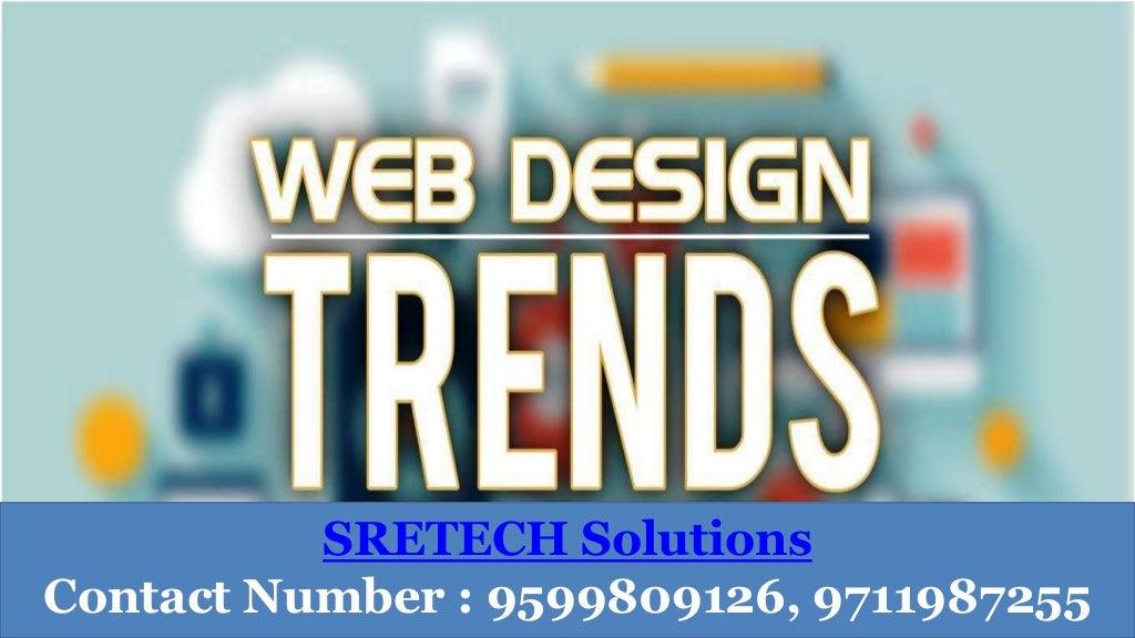 Website Trends 2016