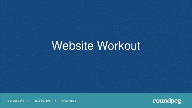 Website Workout