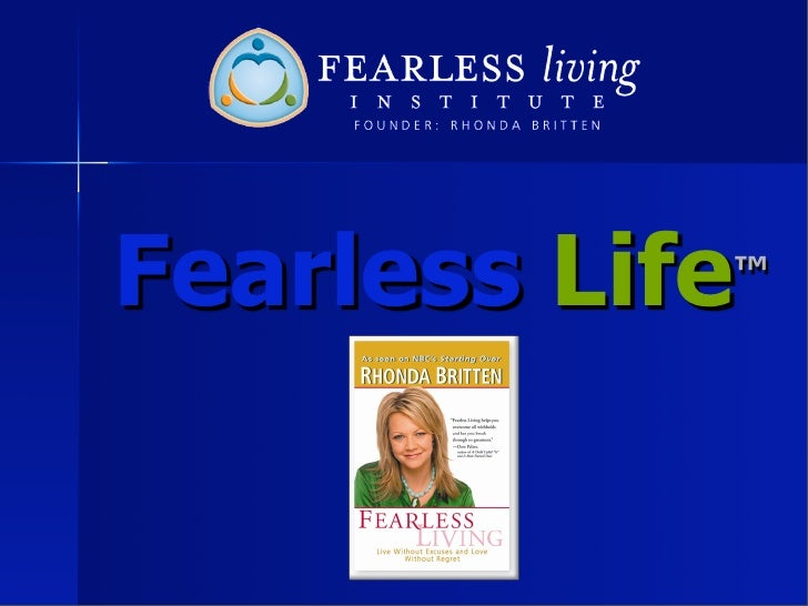 Fearless Life   ™