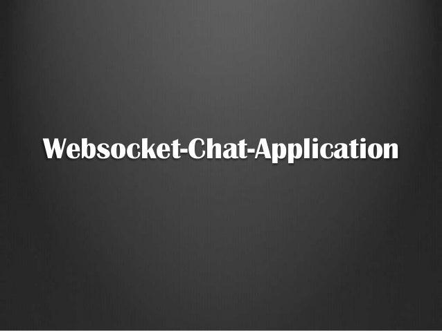 Websocket-Chat-Application