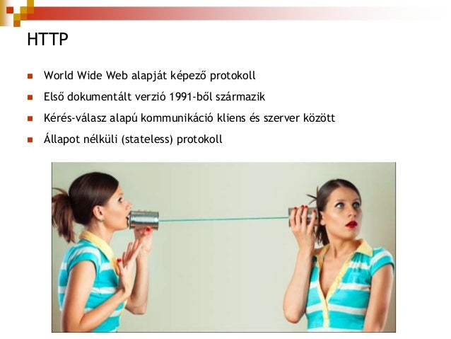 WebSocket bemutatás Slide 3