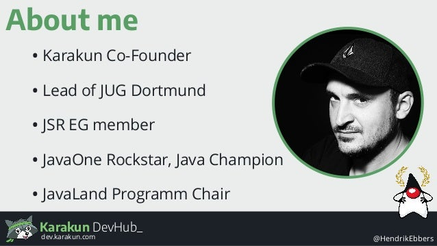 Java WebStart Is Dead: What Should We Do Now? Slide 3