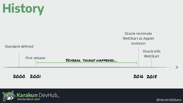 Java WebStart Is Dead: What Should We Do Now?