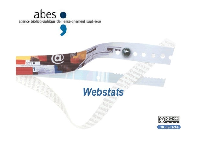 Webstats 28 mai 2009