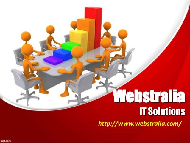 Webstralia IT Solutions http://www.webstralia.com/