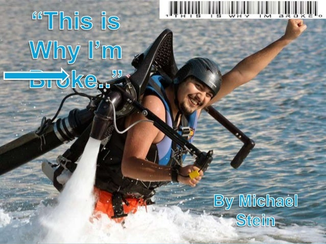 To begin my analysis of Let me start off by saying: Thisiswhyimbroke.com is a well-constructed, well- optimized website. -...
