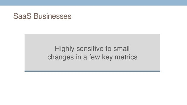 saas business model ppt