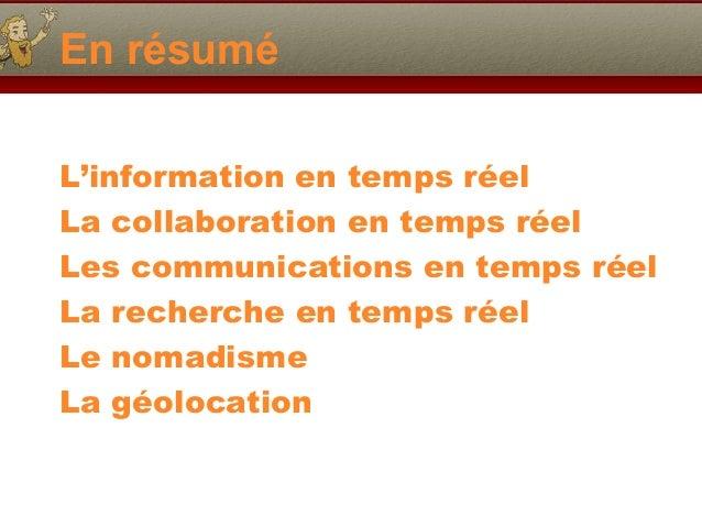 Web temps réel Slide 3