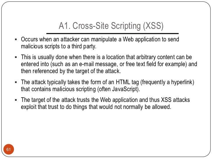 Sqlmap attacks on broken web applications